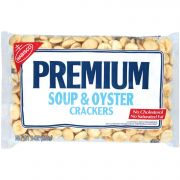 Premium Soup and Oyster Crackers - 9 Ounce -- 12 per case.