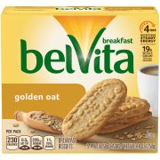 Belvita Breakfast Golden Oat Biscuit, 1.76 Ounce -- 30 per case.