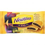 Nabisco Newtons Soft and Chewy Fig Cookies, 10 Ounce -- 12 per case.