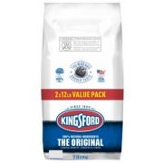 Kingsford Original Charcoal Briquettes, 24 Pound -- 1 each.