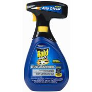 Raid Max Bug Barrier Starter Spray, 30 Fluid Ounce -- 6 per case.