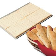 Bridgford Foods Garlic Cheesy Breadstick Dough, 1 Ounce -- 360 per case.