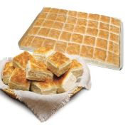 Bridgford Foods Old South Buttermilk Biscuit, 1 Ounce -- 120 per case.