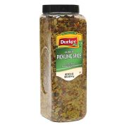 Durkee Mixed Pickling Spice - 12 oz. container, 6 per case