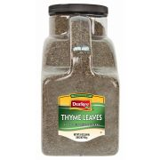 Durkee Thyme Leaves -33 oz. container, 1 per case