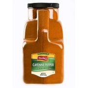 Durkee Cayenne Pepper - 5 lb. container, 1 per case