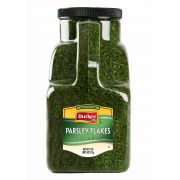 Durkee Parsley Flakes - 11 oz. container, 1 per case