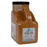 Traders Choice Ground Cinnamon - 5 lb. container, 1 per case
