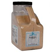 Traders Choice Granulated Garlic - 5.5 lb. container, 1 per case