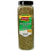 Durkee Spice & Herb Medley - 16 oz. container, 6 per case
