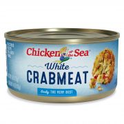 Chicken Of The Sea White Crab Meat, 6 Ounce -- 12 per case.