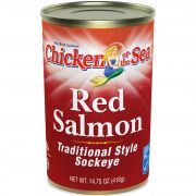 Chicken Of The Sea Traditional Red Salmon, 14.75 Ounce -- 12 cans per case.