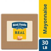 Best Foods Real Mayonnaise Bag in Box, 4 gallon -- 1 each