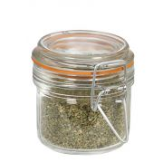 Anchor Hocking Mini Heremes Jar, 7 Ounce -- 12 per case.