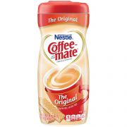 Coffee-Mate Original Powder Creamer - 11 oz. canister, 12 canisters per case