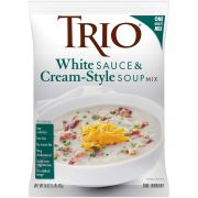 Trio White Sauce Mix, 8 Count Of 1 Lb Each