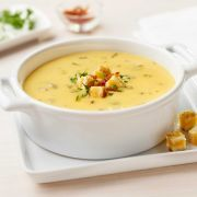 Campbells Signature Wisconsin Cheese Soup, 4 Pound -- 3 per case.