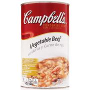Campbells Vegetable Beef Soup, 50 Ounce -- 12 per case