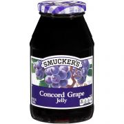 Smuckers Grape Jelly, 32 Ounce -- 12 per case.