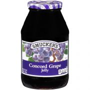 Smuckers Grape Jelly, 48 Ounce -- 6 per case.