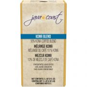 Java Coast Kona Blend Concentrated Liquid Coffee, 2 Liter -- 2 per case.