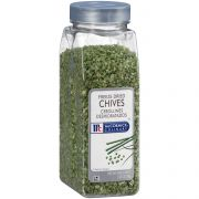 McCormick Culinary Freeze Dried Chives, 1.35 oz. -- 6 per case