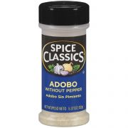 Spice Classics Adobo Seasoning without Pepper, 5.37 Ounce -- 12 per case.