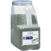 McCormick Culinary Freeze Dried Chives, 6.4 oz. -- 3 per case