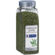 McCormick Culinary Tarragon Leaves, 3.5 oz. -- 6 per case