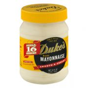 Dukes Mayonnaise, 16 Ounce -- 12 per case.