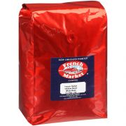 French Market Medium Roast Pure Blend Whole Bean Coffee, 5 Pound -- 4 per case.