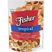 Fisher Tropical Trail Mix, 3.5 Ounce -- 6 per case.