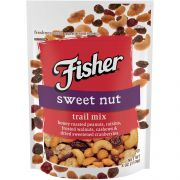 Fisher Sweet Nut Trail Mix, 4 Ounce -- 6 per case.