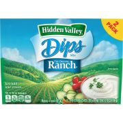 Hidden Valley Original Ranch Twin Pack Mix, 12 Case -- 2 Ounce