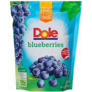 Dole Blueberries, 2 Pound -- 6 per case