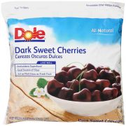 Dole Individual Quick Frozen Dark Sweet Cherry, 5 Pound -- 2 per case.