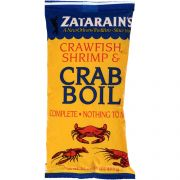 Zatarains Pre-Seasoned, Ready To Use Sea Crab and Shrimp Boil, 16 Ounce -- 12 per case.