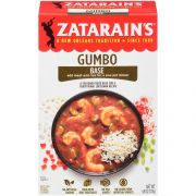 Zatarains Gumbo Base, 4.5 Ounce -- 12 per case.