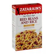 Zatarains Red Beans and Rice Mix, 8 Ounce -- 12 per case.