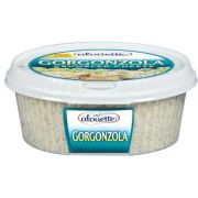 Alouette Gorgonzola Crumbled Cheese, 4 Ounce -- 12 per case.
