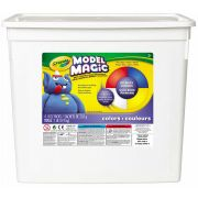Crayola Model Magic Primary Color Assortment Resealable Bucket, 2 Pound -- 2 per case.