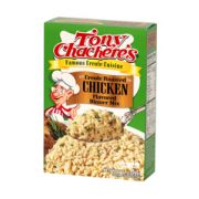 Tony Chacheres Flavored Roasted Chicken Rice Mix, 7 Ounce -- 12 per case.