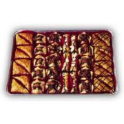 Athens Foods Variety Assorted Baklava -- 37 per case.