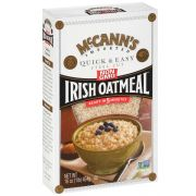 Mccanns Quick and Easy Cook Steel Cut Oats - Bag In Box, 16 Ounce -- 12 per case
