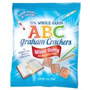 Readi Bake Whole Grain Mixed Berry Graham Cracker, 1 Ounce -- 200 per case.