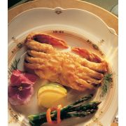 Handy Seafood Soft Shell Whale Crab, 4.25 Ounce -- 18 per case.