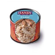 Handy Pelagicus Claw Pasteurized Crab Meat, 1 Pound -- 6 per case.
