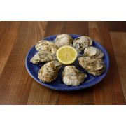 Handy East Coast Whole Oyster, 3.5 inch -- 80 per case.