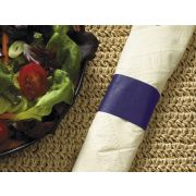 Hoffmaster Solid Color Adhesive Napkin Band -- 20000 per case