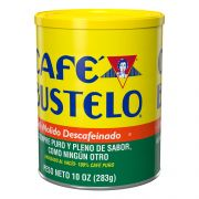 Bustelo Decaffeinated Coffee Canister , 10 Ounce -- 12 per case.